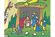 Educar la fe en la familia. Primer cuaderno Mis primeros pasos con Jesús