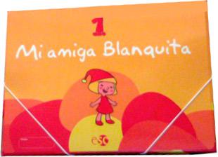 Mi amiga Blanquita. Carpeta contenedora